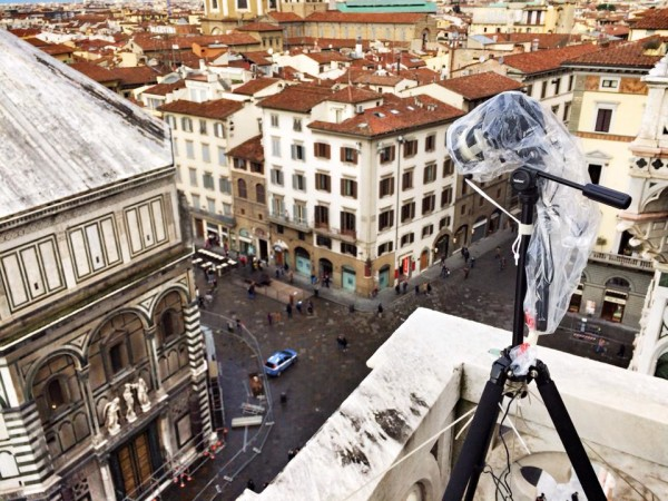 Video Time Lapse Battistero Firenze
