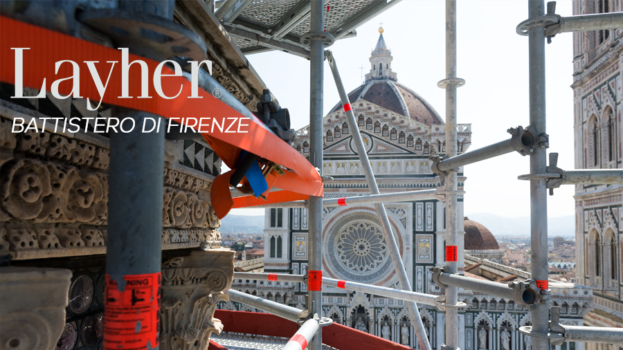 Video Time-Lapse Battistero di Firenze