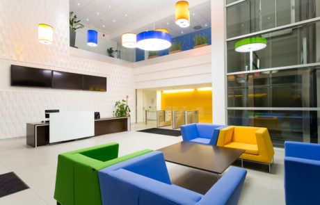 Fotografia Interior Design Aziende