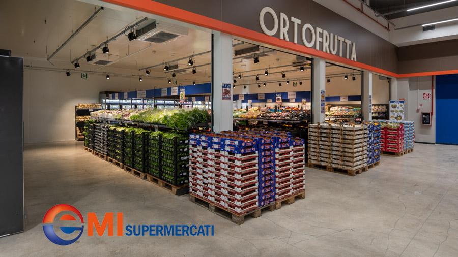 time lapse cantiere capena - supermarket