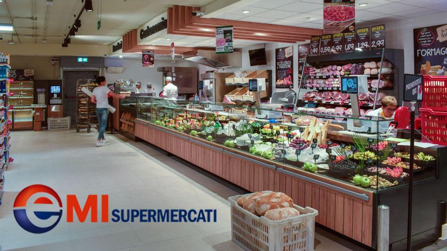 time lapse cantiere terni - supermarket